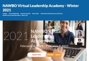 virtual leadership academy
